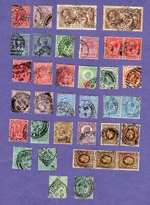 1 Lot Briefmarken Großbritannien plus Belege