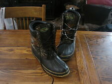 Mens PRO LINE THINSULATE 200 Camouflage Boots Sz 13