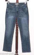 Levis 505 Straight Leg Denim Jeans size 8 M Levi's