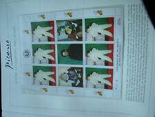 Abo borek - 100 Jahre PICASSO  1 Luxus - Block PARAGUAY KLB 1981 xx  minotaure