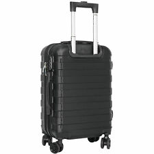 22 Inch Hardside Carry Luggage Carry-On Suitcase with Spinner Wheels Travel