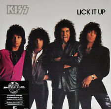Kiss - ‎Lick It Up Vinyl LP Mercury 2014 NEW/SEALED 180gm