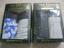Ted Baker Mens Boxers - 2 Pair Packs in Size Large
