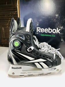 Reebok Pump 8k Pro Hockey Skates SK8KP D SR Senior 6.5 US Size 8 Eur 40.5 UK 7
