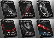 Ultimate Black Collection - All Trap 1-6 Epic Megapack Bundle Trap WAV Samples!