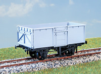 Parkside PC21 OO Gauge BR 16t Mineral Wagon Kit
