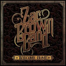 ZAC BROWN BAND WELCOME HOME CD (Released On Friday May 12th 2017)