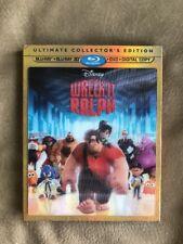 Wreck-It Ralph (3D Blu-ray & Blu-ray Discs/**NO DVD NOR DIGITAL COPY INCLUDED**)