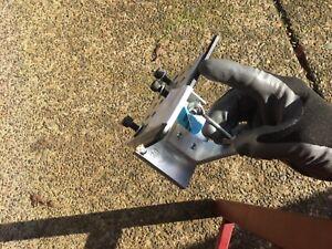 """Mini Knife Bevel Jig 4"""" Folding Knives Small Knives 1.25 LBS 24tpi"""
