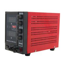 UNI-T UTP305 5A Adjustable Digital DC Power Supply Variable Lab Grade 110/220V