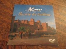 dvd maroc au coeur des traditions
