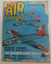 Air Classics Magazine Roscoe Turner Vol.5 No.6 061115R