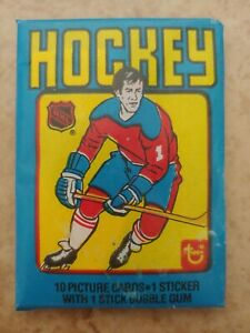 1979-80 Topps Wax pack. Possible Gretzky rc?
