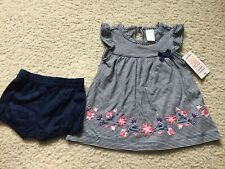 Nwt Just One You By Carters Baby Girls Two Piece Outfit Size 3 00004000  Months