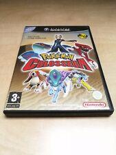 Nintendo Gamecube NGC: Pokemon Colosseum + Pokemon Box Ruby & Sapphire (PAL)