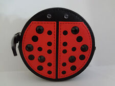 KATE SPADE NEW YORK LADYBUG Coin Purse Turn Over A New Leaf NWT $78.00 F3