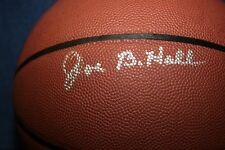 Joe B. Hall Autographed Nike Basketball Uk Kentucky Wildcats Coach