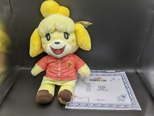 Build A Bear Animal Crossing New Horizons Summer Isabelle w/ Phrases