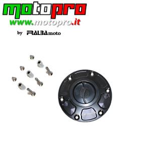 MV AGUSTA Tappo benzina a sgancio rapido (Nero) - BRUTALE 800