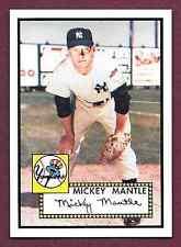 2006 Topps Mickey Mantle New York Yankees HOF Rookie of the Week 25