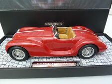1/18 MINICHAMPS ALFA ROMEO 6C SS CORSA SPIDER 1939 COLOUR RED #107120230