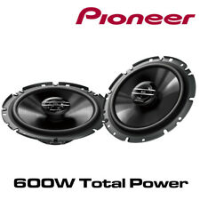 Fiat Punto 2005> Pioneer 17cm 2-Way Coaxial Speakers Front Door Speakers 600W