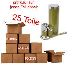 25 Teile Wiederverkäufer Restposten Flohmark Händler 100% Neuware Mix Posten