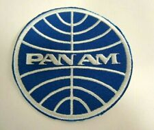 """PAN-AM Airlines - Retro Airline Embroidered Patch 3"""""""