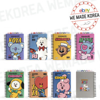 BT21 Character Vintage Index Notebook 7types Official K-POP Authentic Goods