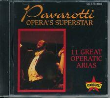 Pavarotti Opera's Superstar 11 Great Operatic Arias