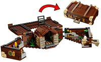 NEW LEGO FANTASTIC BEASTS NEWT'S SUITCASE BUILD ONLY - NO MINIFIGURES