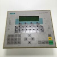 Siemens 6ES7633-2BF02-0AE3 Operator control Panel Simatic C7-633 DP Used UFP