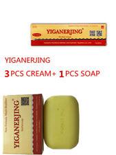 Skin Care Cream Plus Big Sulfur Soap
