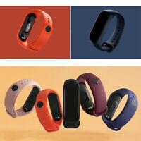 Für xiaomi mi band 4 sport ersetzen silikon uhrenarmbänder band armband