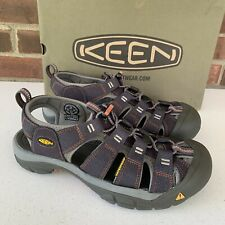 KEEN Newport h2 Men's US Size 8 Washable sandals Nearly New Grey