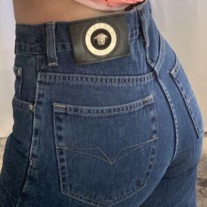Versace Vintage Denim Pants