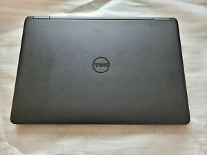 Dell Latitude E7250 Laptop Core i5-5300U 8GB RAM 256GB SSD Windows 10 Pro
