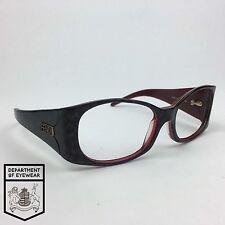 FENDI eyeglasses DARK LEOPARD TORTOISE frame MOD: FS 307