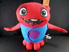 Home Red Oh Boov Alien Dreamworks Plush Stuffed Animal Toy 2015 3D Soft Doll