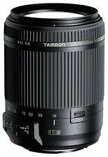Objectifs macros Tamron AF 18-200 mm pour appareil photo et caméscope