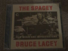 BRUCE LACEY - SPACEY BRUCE LACEY - FILM MUSIC AND IMPROVISATIONS - NEW