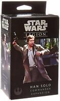 Han Solo Commander Expansion Star Wars: Legion FFG NIB