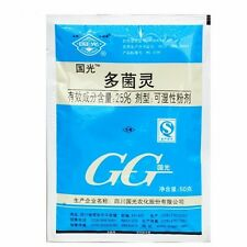 50g Flowers special fertilizer agents Sterilization treatment Carbendazim potion