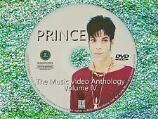 PRINCE The COMPLETE Music Video Collection Retrospective Reel 1994 - 1995 DVD