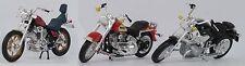 Maisto 1:18 Harley Davidson Softail + BMW r1200c + YAMAHA VIRAGO