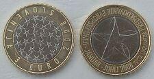 3 Euro Slowenien 2008 Ratspräsidentschaft unz