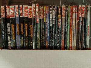 Graphic Novel/Trade Paperback Bargain Box (M-4)