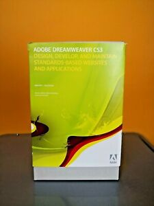 Adobe Dreamweaver CS3 - Full Education Windows Version