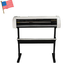 Us 33 Plotter Machine Cutter Vinyl Cutter Plotter Withsoftware With Stand Sell