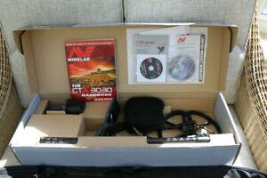Minelab CTX3030 Handheld Waterproof Metal Detector